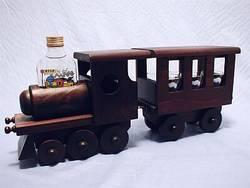 lokomotiva + vozík