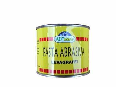 Pasta abrasiva - odstraňuje škrábance