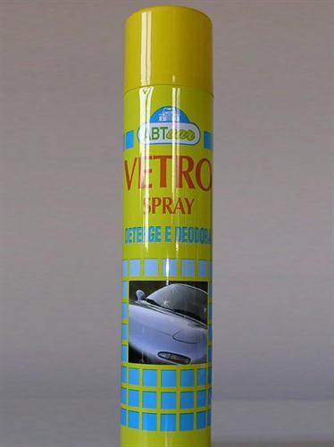Vetro spray 400ml - pěnový čistič skel