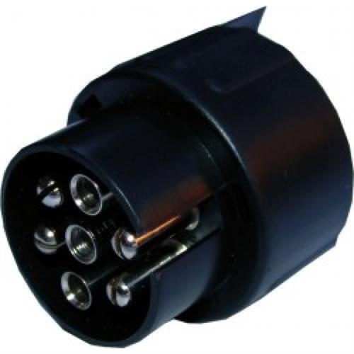 REDUKCE mini-zásuvka 7/13 pin 12/24V