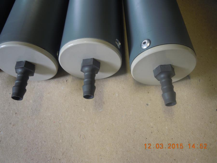 Vakuová pumpa-spodní část