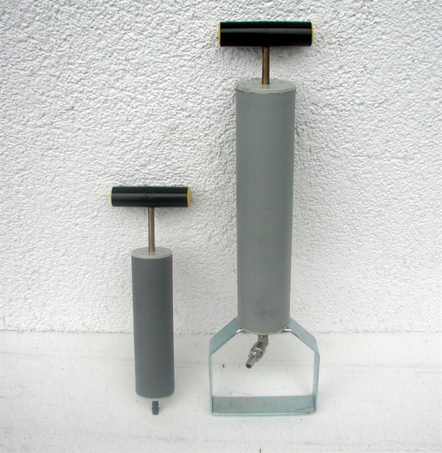 Vakuová pumpa velká +vakuová pumpa