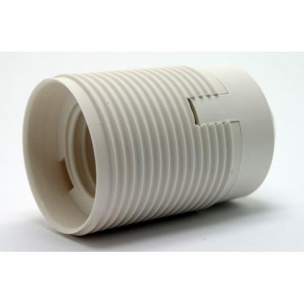 1352-13400 Objímka E27 plastová se závitem