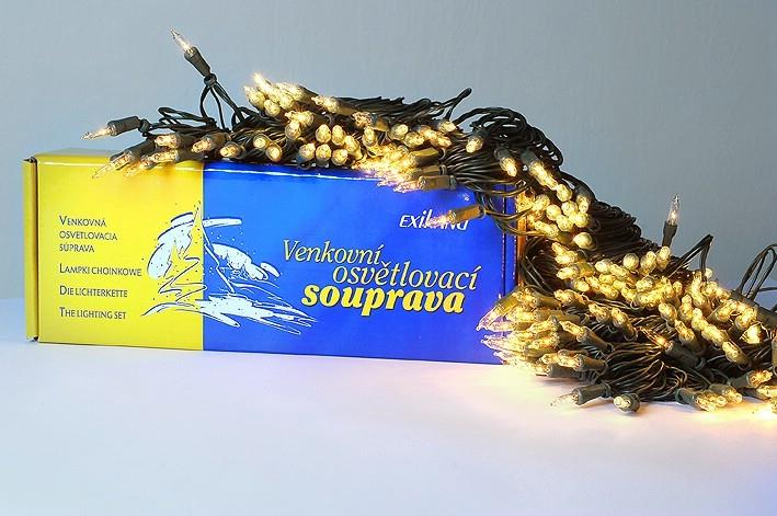 Vánoční osvětlovací souprava venkovní SVV-80 ČIRÁ