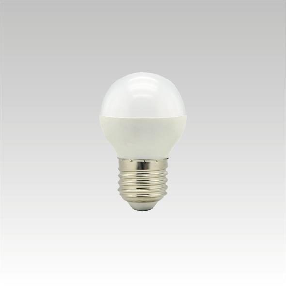 LED žárovka G45 240V 5,5W E27 3000K NBB LQ5
