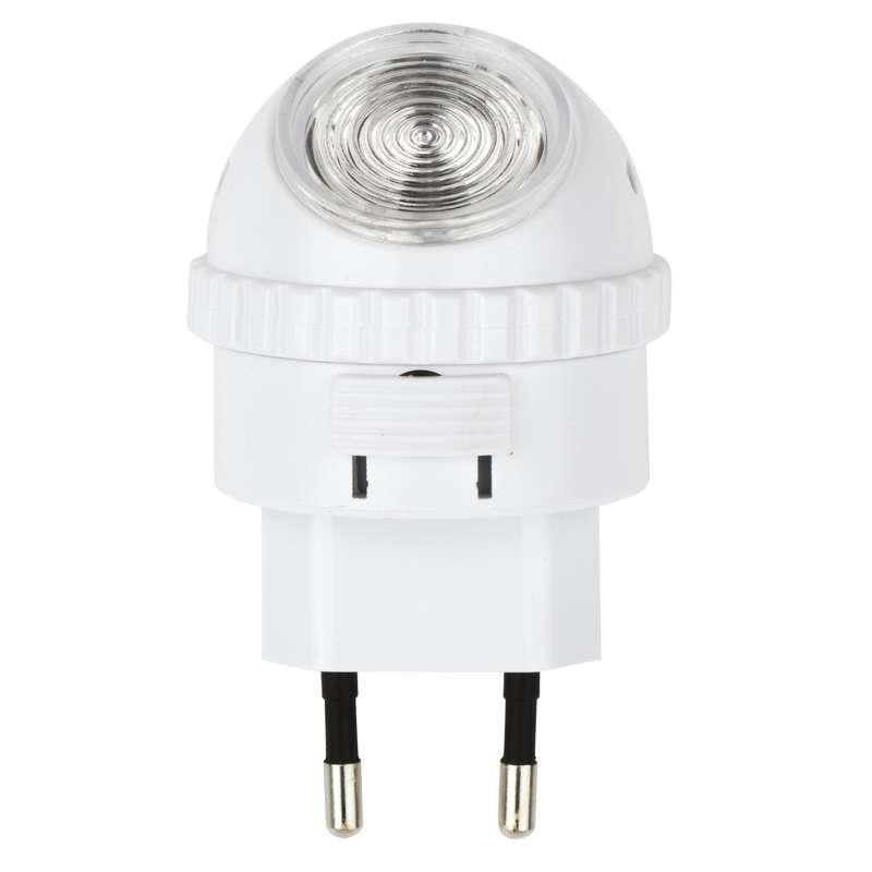 Noční světlo do zásuvky 230V, 1x LED 0,5W
