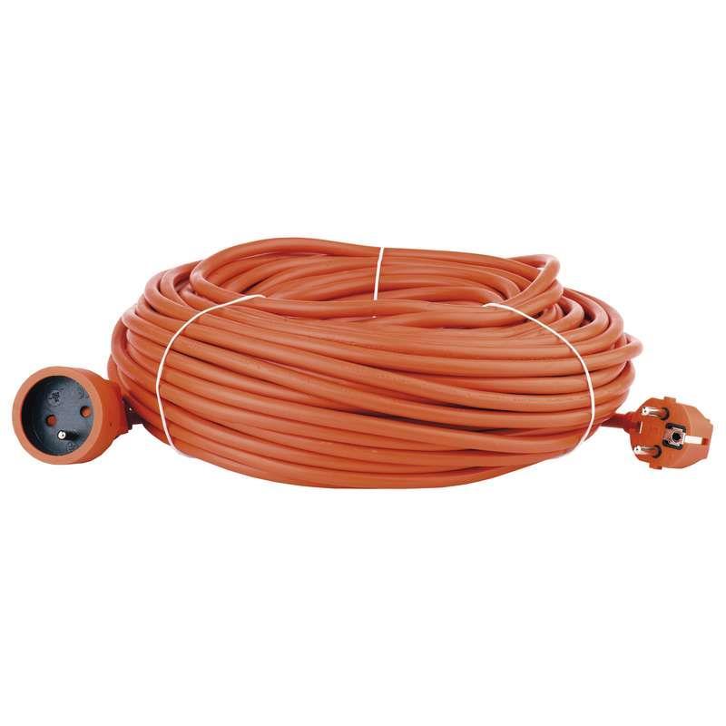 Prodlužovací kabel 40m - 1zásuvka