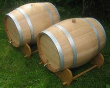 dubový soudek na alkohol 80 litrový