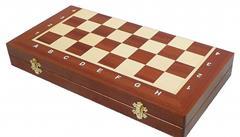 dřevěné šachy tradiční Perla duza 133F mad
