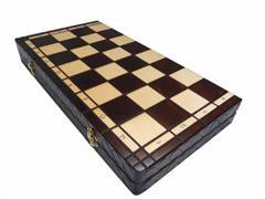 dřevěné šachy tradiční Královské velké 111 mad
