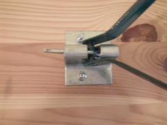 dřevěný zahradní nábytek pivní set délka 1,8 m šířka 60 cm skladem