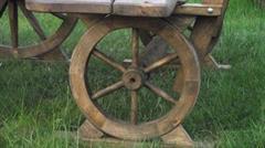 chalupářský zahradní nábytek souprava Kutsche aresso olše