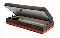 čalouněný gauč, čalouněná postel Witek gabi