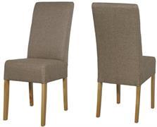dřevěná jídelní židle z masivu Novi chojm
