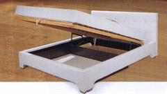 dvojlůžková čalouněná postel Nefryt 160 chojm