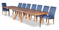 dřevěný jídelní stůl rozkládací Store chojm