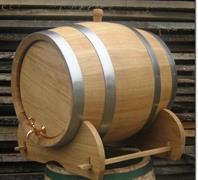 dubový soudek na alkohol 50 litrový