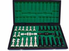 dřevěné šachy tradiční  Stromečkové 129 mad
