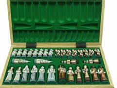 luxusní šachy FANTAZJA 159 mad