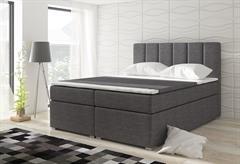 čalouněná dvojí lůžková postel Bolero eltapmeb
