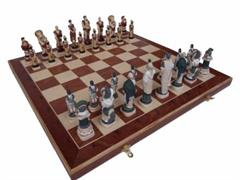luxusní šachy SPARTACUS 156 mad