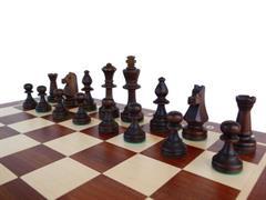 dřevěné šachy turnajové TOURNAMENT5 96 mad