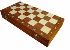 dřevěné šachy turnajové TOURNAMENT3 94 mad