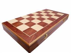 luxusní šachy GRUNWALD 160 mad