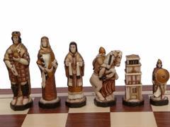 luxusní šachy Anglie 158 mad