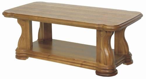 stylový konferenční stolek Leon