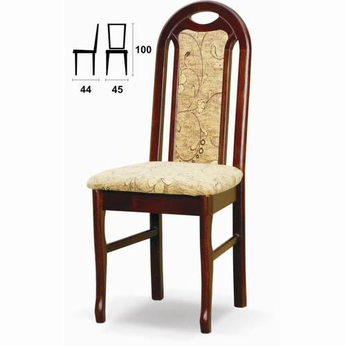 židle jídelní dřevěná R-11 chojm