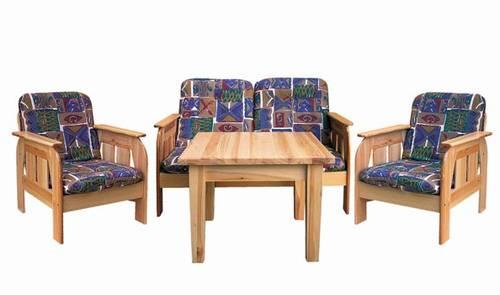 dřevěný zahradní nábytek vencl, balkonový set