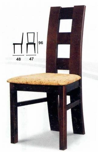 židle jídelní dřevěná R-48 chojm