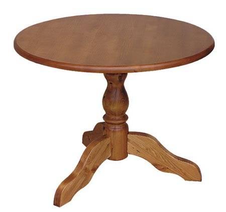 dřevěný jídelní stůl z masivního dřeva borovice drewfilip 9