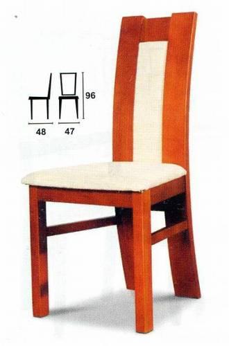 židle jídelní dřevěná R-47 chojm