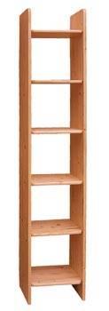 dřevěný regál z masivního dřeva borovice drewfilip 15