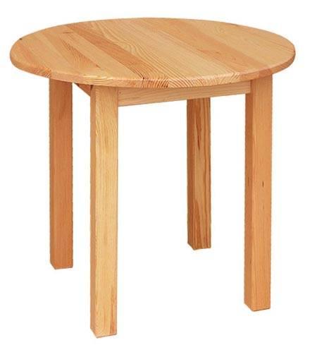 dřevěný jídelní stůl z masivního dřeva borovice drewfilip 7