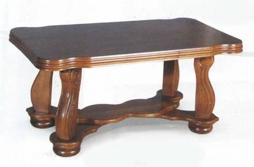 dřevěný konferenční stolek Delta