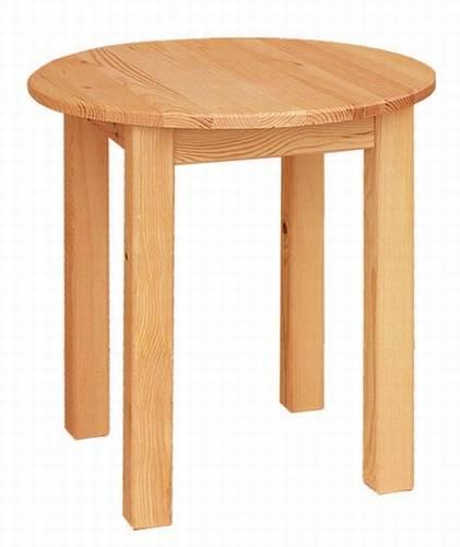 dřevěný jídelní stůl z masivního dřeva borovice drewfilip 8