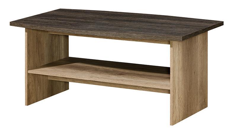 moderní konferenční stolek z dřevotřísky R12 Romero dolm