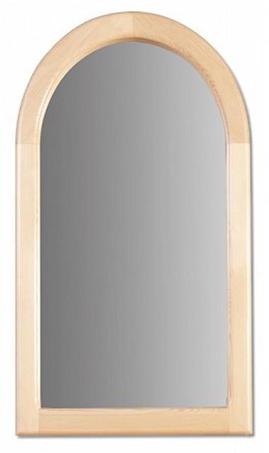 dřevěné zrcadlo z masivního dřeva borovice LA107 pacyg