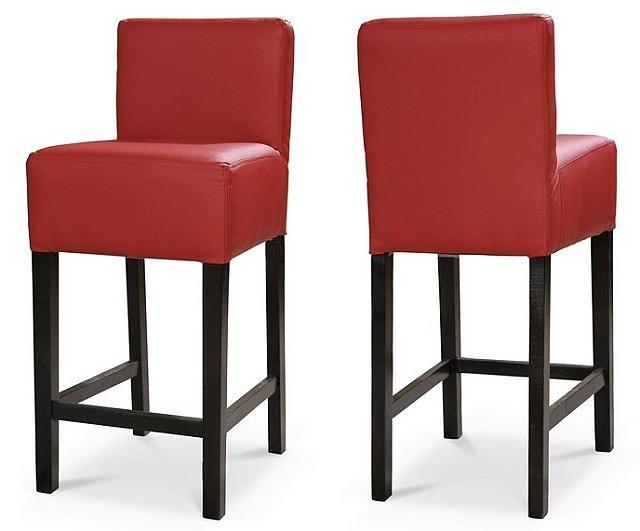 dřevěná jídelní barová židle z masivu Sote chojm