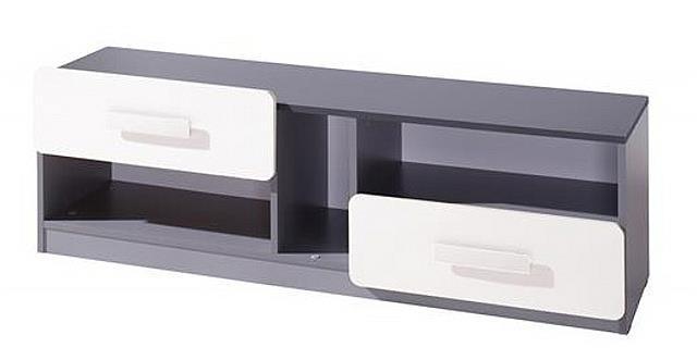 moderní RTV televizní stolek z dřevotřísky Lido L RTV gib