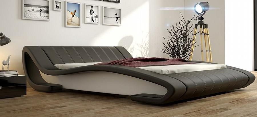 dvojlůžková čalouněná postel Sultan 200 chojm