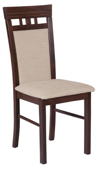 dřevěná jídelní židle z masivu Milano drewmi
