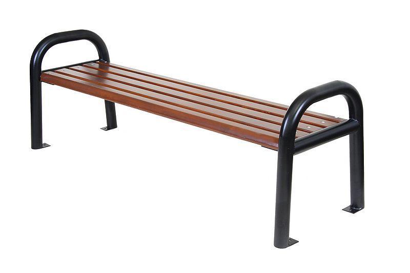 dřevěná zahradní lavice City 01 trim skladem