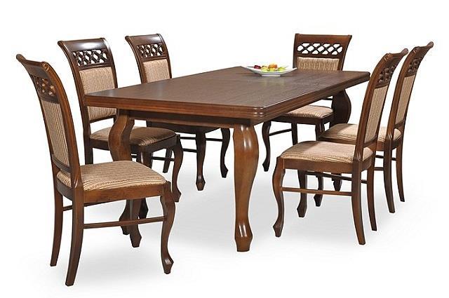 jídelní dřevěný rozkládací stůl S11 chojm