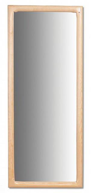 dřevěné zrcadlo z masivního dřeva borovice LA113 pacyg