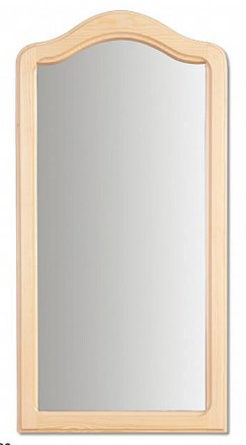 dřevěné zrcadlo z masivního dřeva borovice LA103 pacyg