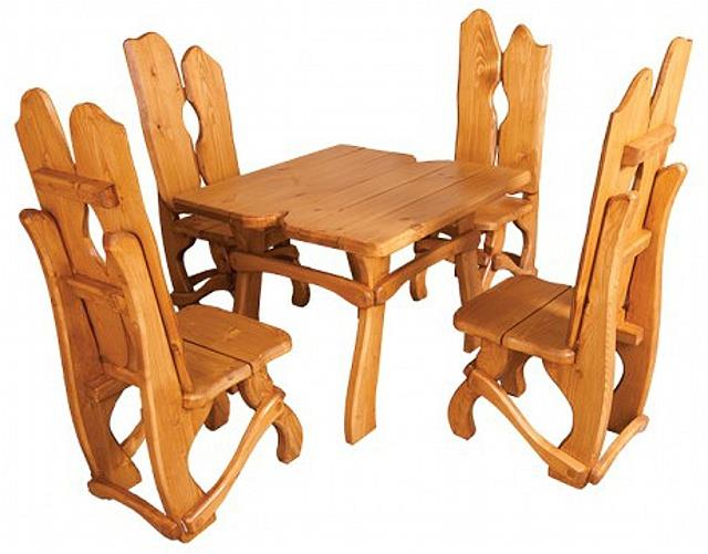 dřevěný zahradní nábytek MO240 pacyg